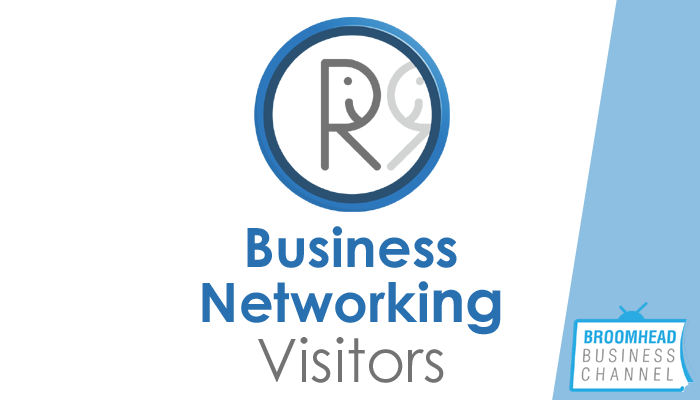 How to Help your Networking Visitors feel welcome by Matthew Broomhead