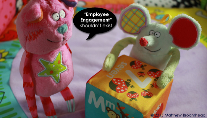 Employee Engagement Image Matt Broomhead