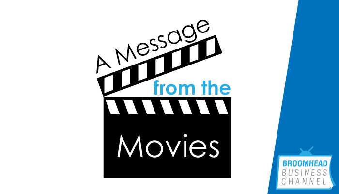 A message from the Movies image by Matthew Broomhead
